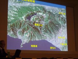 神奈川県地形図